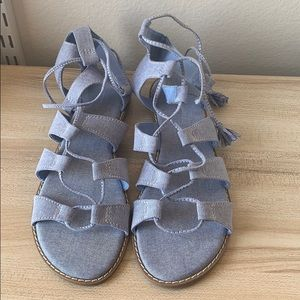 Old navy sandal new